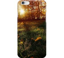 Good Morning iPhone Case/Skin