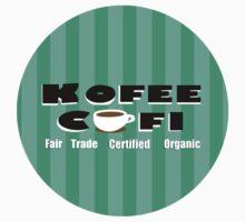 Kofee Cofi Watchdogs Inspired  by Austin Smith