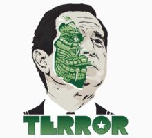 The President of Terror  by cintrao