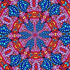 Kaleidoscope I by Scott Mitchell