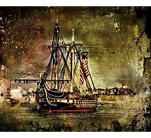 USS Constitution  Photographic Print