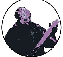 Jason Friday The 13th by SasquatchBear