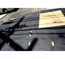 Paved With Good Intentions Photographic Print
