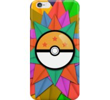 Pokeball Z iPhone Case/Skin
