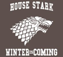 Game of Thrones - House Stark by Canadope