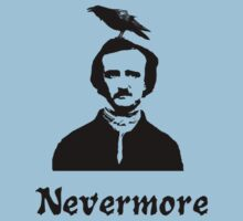 Poe Nevermore by Anglofile