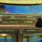 A fresnel From Paris by James Eddy