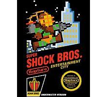 Super Shock Bros Photographic Print