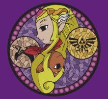 Tetra and Zelda by IamSare