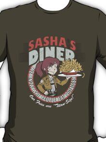 Sasha's Diner T-Shirt