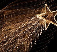 Shooting Star by Ric Bascobert