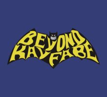 Beyond Kayfabe - Bat Retro by David Bankston