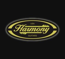 Vintage Harmony Guitars by mayala