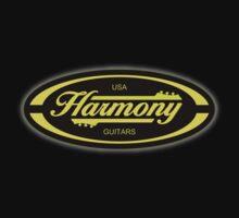 Vintage Harmony Guitars T-Shirt
