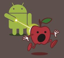 Android Attack! by robotface