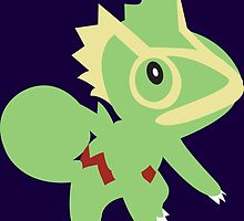 #352 Kecleon by VakarianWrex