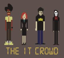 The IT Crowd by ottou812