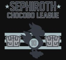 SEPHIROTH Racing Jersey by machmigo