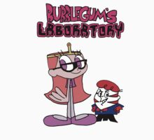 Bubblegum's Laboratory by EllaBites