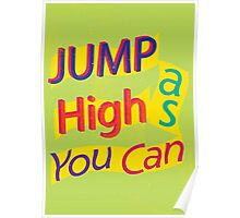 Jump for Joy! Poster