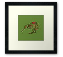 Day of the Kiwi Framed Print