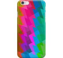Colour in motion iPhone Case/Skin