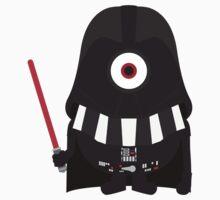Vader Minion by freddyballs