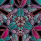 Dark Zone - Voronoi by enriquev242