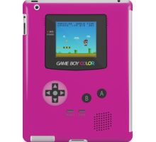 Nintendo Game Boy Super Mario Girly iPad Case / iPhoneCases / T-Shirt / Samsung Galaxy Cases / Pillow / Tote Bag / Duvet   iPad Case/Skin