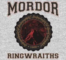 Mordor Ringwraiths by thecreep