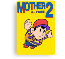 Mother 2 (SMB 3 Look-alike) Canvas Print