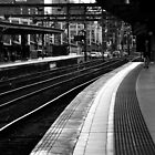 Platform 7 by Karen E Camilleri