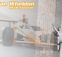 Dan Wheldon Tribute by Tyler  Graaf