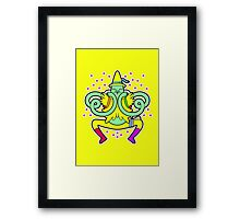 Magic Man Framed Print