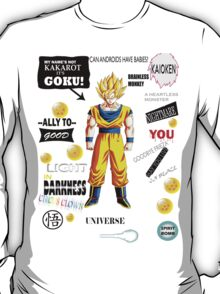 Goku: Hope of The Universe T-Shirt