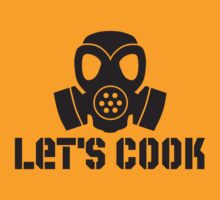 Lets Cook Breaking Bad T-Shirt
