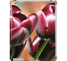 Singing of Spring - Quartet of Tulips iPad Case/Skin