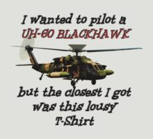 UH-60 Humour by Mil Merchant