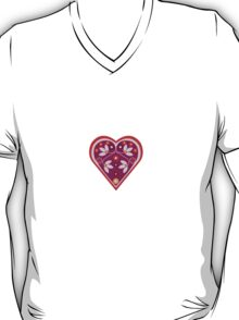 Folk heart 3 centre T-Shirt