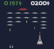 Battlestar Invaders by simonbreeze