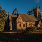 St John the Evangelist Church, Wallerawang by Deborah McGrath