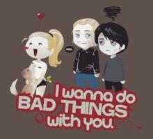 Bad Things T-Shirt