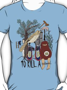 To Kill a Mockingbird (colour) T-Shirt