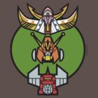 Los Robots Gigantes: The Return by JoesGiantRobots