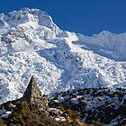 Climbers Memorial 2 by Charles Kosina