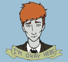 I'm okay here - In The Flesh by trickthekick