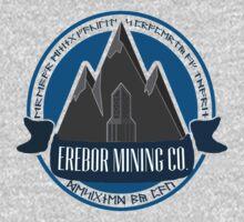 Erebor Mining Company by WrathHammer