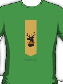 Game of Thrones - house Barratheon sigil T-Shirt
