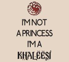 Khaleesi by OhMyDog