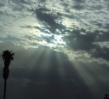 Jaffa's sky by hlahajyahia